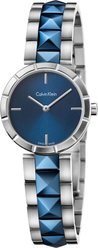 CALVIN KLEIN EDGE WOMENS QUARTZ WATCH 30MM