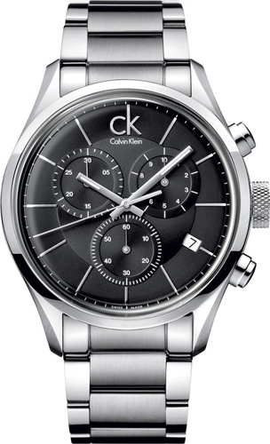CALVIN KLEIN MASCULINE MENS QUARTZ WATCH 42MM
