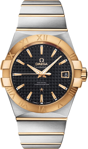 Đồng hồ OMEGA CONSTELLATION CO-AXIAL AUTOMATIC 38MM