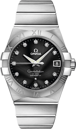 Đồng hồ nam OMEGA CONSTELLATION CO-AXIAL AUTOMATIC 38MM