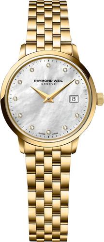 Đồng hồ nữ RAYMOND WEIL WOMENS SWISS - DIAMOND WATCH 29MM
