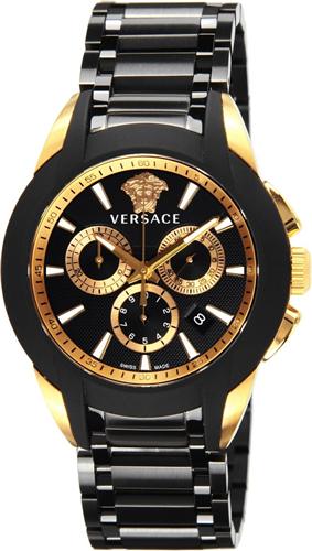 VERSACE CHARACTER CHRONOGRAPH MENS WATCH 42,5MM