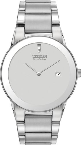 CITIZEN AXIOM ECO-DRIVE MENS WATCH 40MM