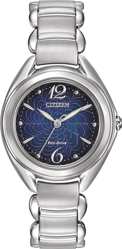 CITIZEN L SILHOUETTE ECO-DRIVE WOMENS WATCH 31MM