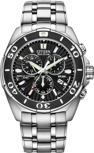 CITIZEN SIGNATURE COLLECTION WATCH, 43MM