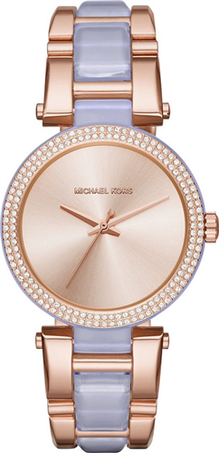 Michael Kors Delray Casual Womens Watch 34mm