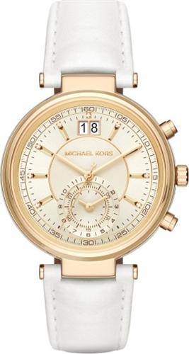 MICHAEL KORS Sawyer Gold-Tone Watch 39mm