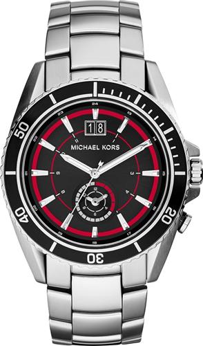 MICHAEL KORS Jetmaster Watch 45mm