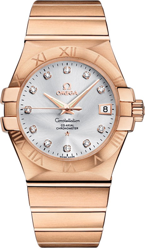 Đồng hồ OMEGA CONSTELLATION CO-AXIAL AUTOMATIC 35MM