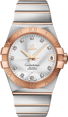 OMEGA CONSTELLATION CO-AXIAL AUTOMATIC 38MM