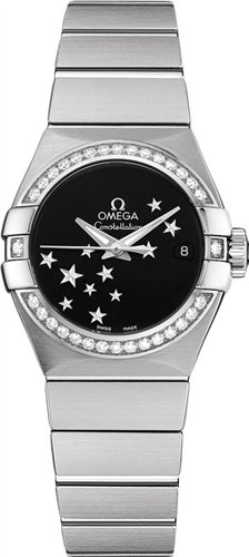 OMEGA CONSTELLATION CO-AXIAL AUTOMATIC STAR 27MM