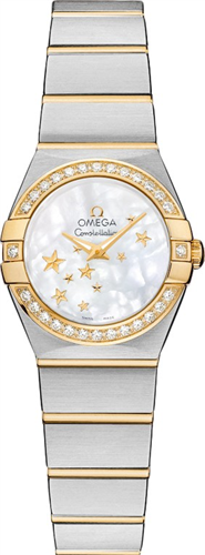 Đồng hồ OMEGA CONSTELLATION STAR 24MM