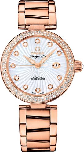 Đồng hồ OMEGA DE VILLE LADYMATIC 34MM