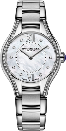 Đồng hồ nữ RAYMOND WEIL WATCH, WOMENS SWISS DIAMOND 24MM