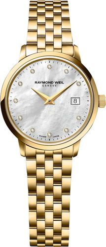Đồng hồ nữ RAYMOND WEIL WOMENS SWISS - DIAMOND WATCH 29MM
